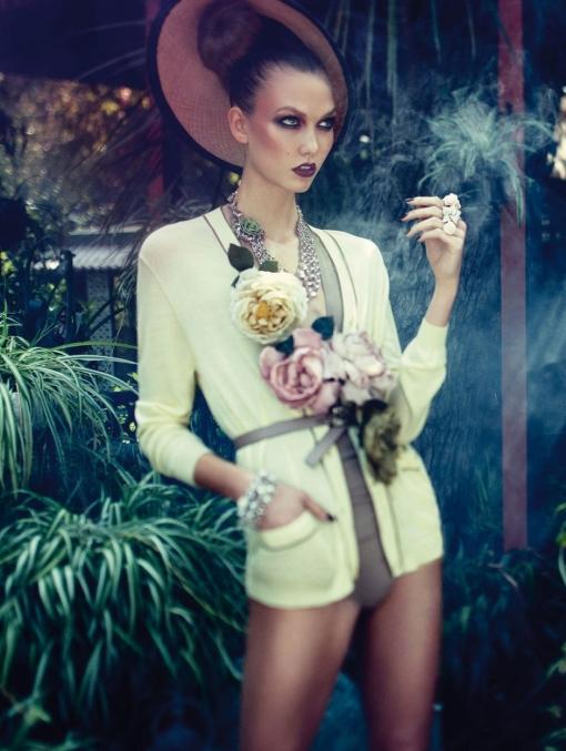 Karlie Kloss Vogue 2020