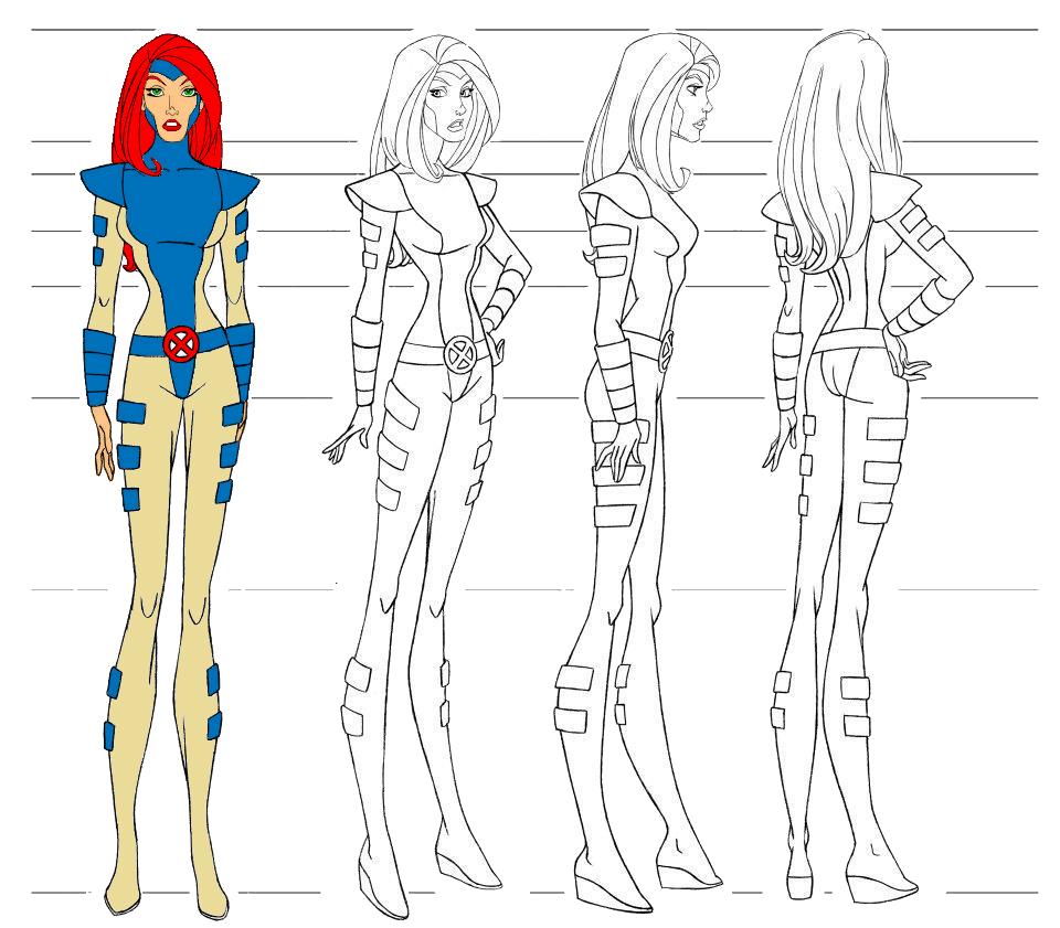 Páginas para colorir X MEN 14 desenhos para colorir de  - imagens para colorir do wolverine