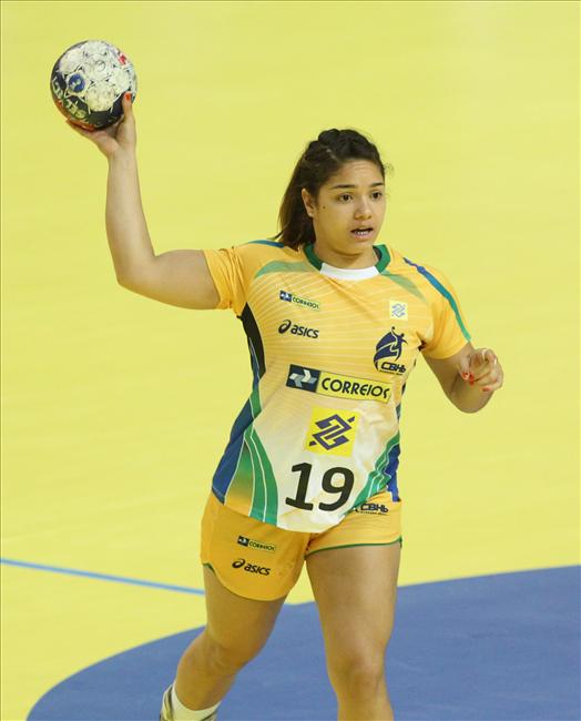 Deborah Hannah con rotura de ligamento cruzado | Mundo Handball