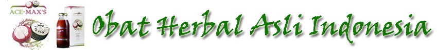 Obat Herbal Asli Indonesia