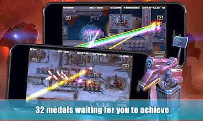 game android terbaru Alien Must Die! 3D (TD Game) Mod Apk (Unlimited Coins)