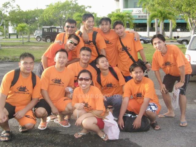 Sabah rafting union