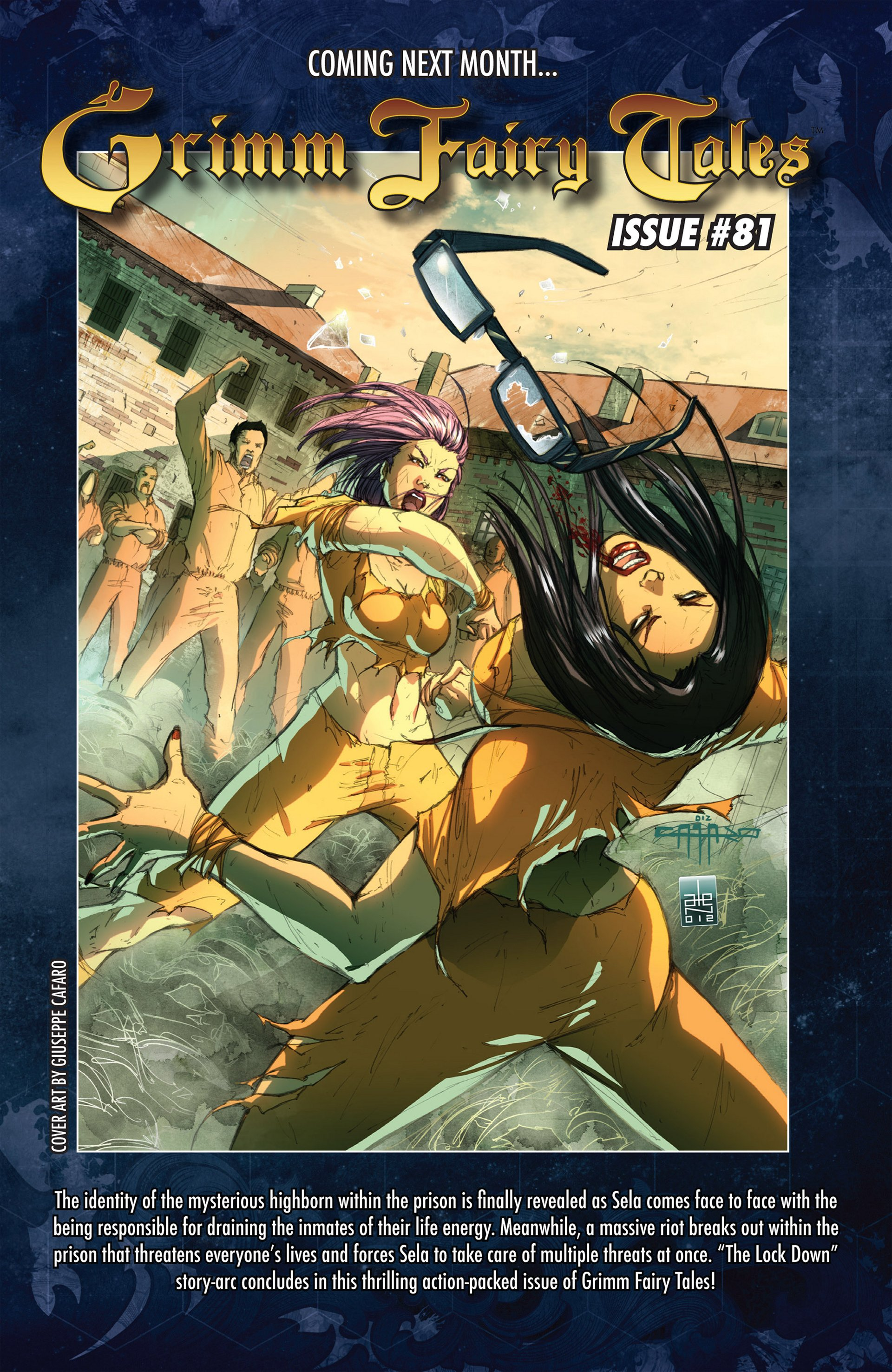 Grimm Fairy Tales (2005) Issue #80 #83 - English 23