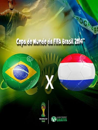 Brasil x Holanda Terceiro Lugar Copa do Mundo 2014