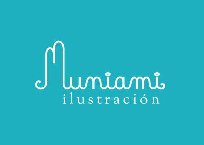 Muniami ilustración