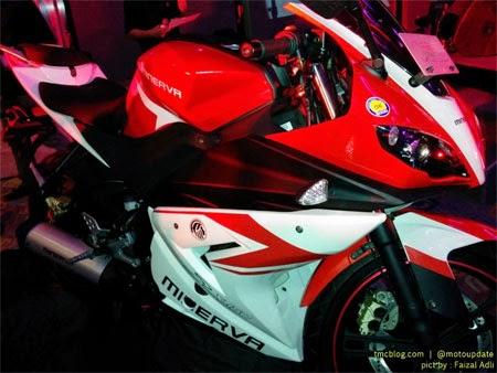 Gambar Minerva RX-150