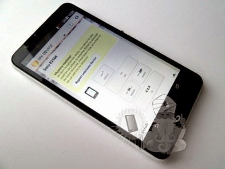 Inilah wujud dan spesifikasi Sony Xperia E4
