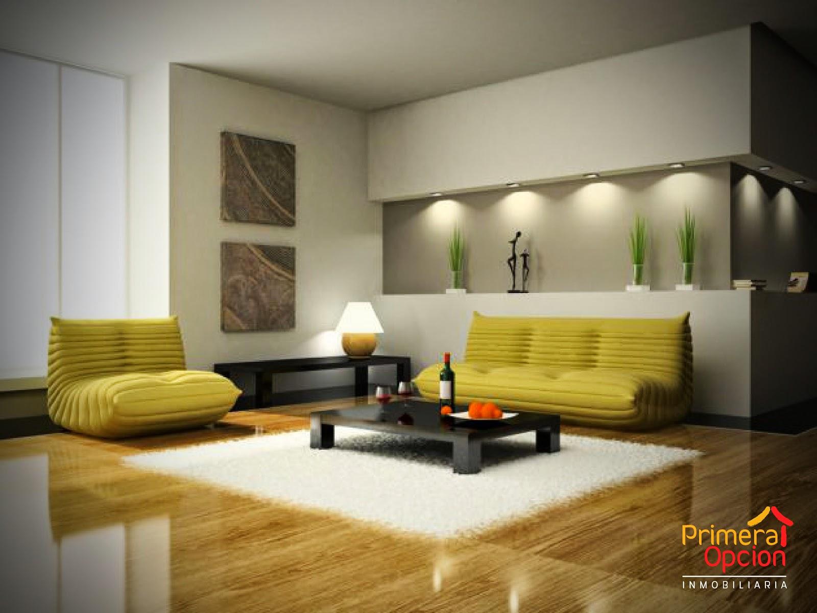 decora tu sala de manera moderna 1era opci n On decora tu sala