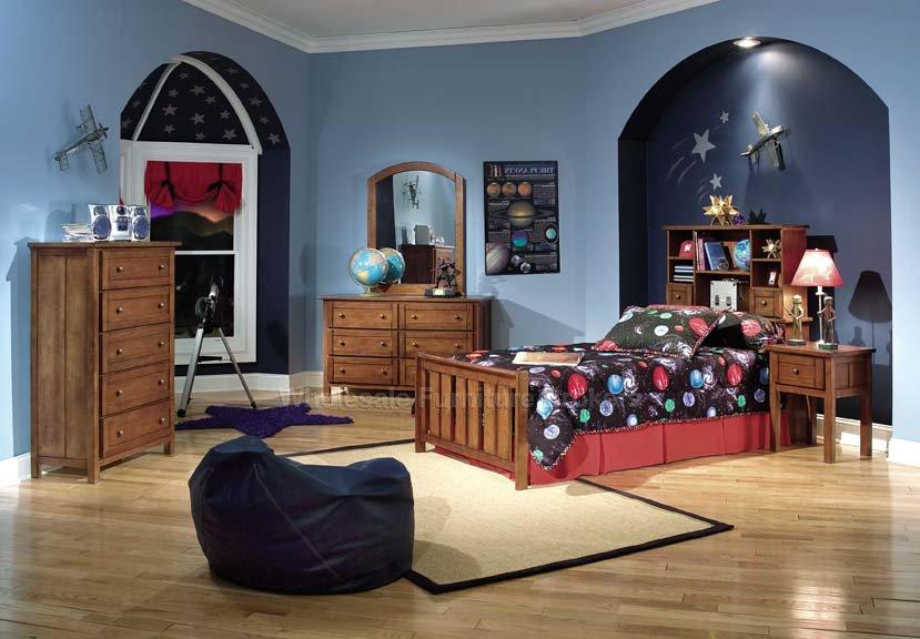 Decoraci n de cuartos dormitorios paredes cortinas for Decoracion de cuartos para jovenes