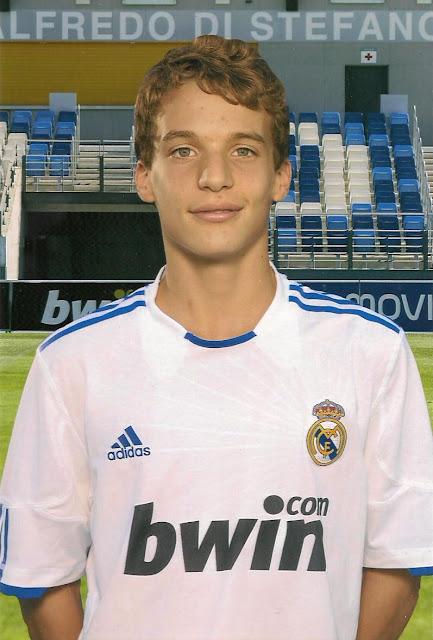 Luis Miguel Quezada anota gol Mundial de Clubes Sub 17