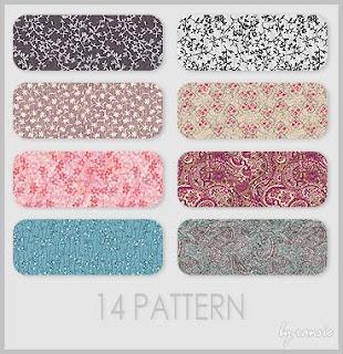 pattern photofiltre studio e photoshop quadriculado