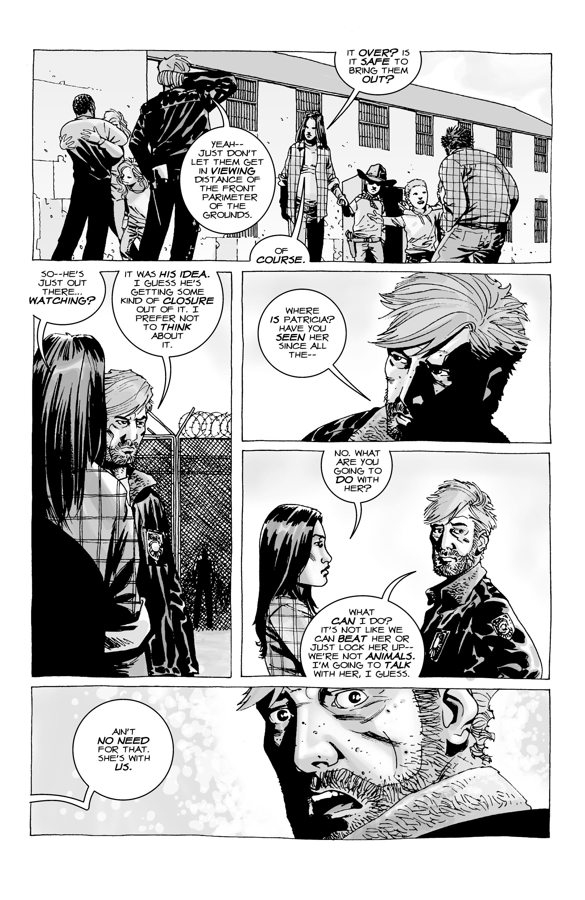 The Walking Dead 18 Page 21