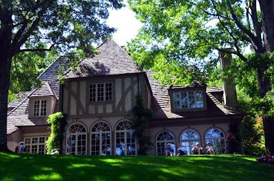 Gibbs Gardens, Manor House
