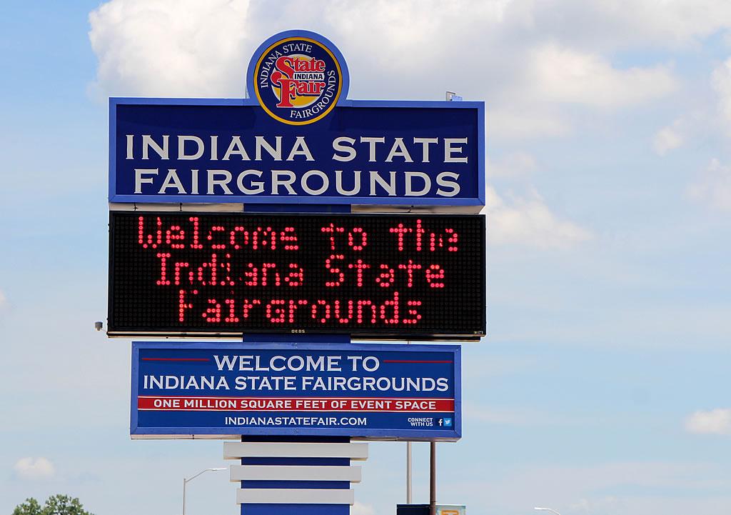 2015 Indiana State Fair Dates