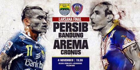 """""""Arema Siap Tempur Hadapi Persib Bandung"""""""
