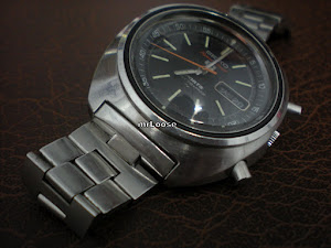 Seiko 7017-6010 Speed Timer JAPAN ( Rm 650.00 )