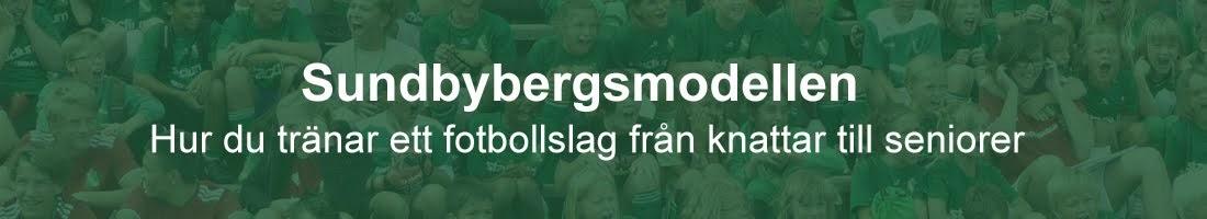 Sundbybergsmodellen - Hur du tränar ett fotbollslag från knattar till seniorer