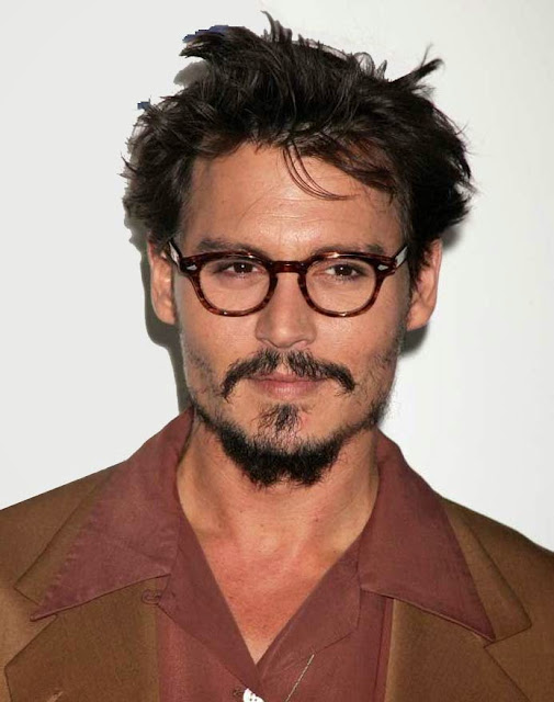 Aktor Hollywood Johnny Depp