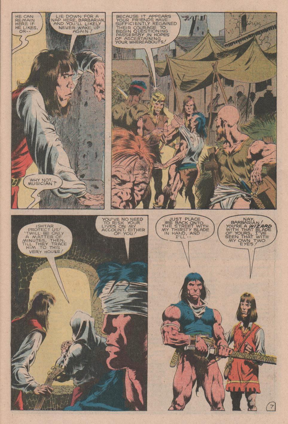 Conan the Barbarian (1970) Issue #160 #172 - English 8