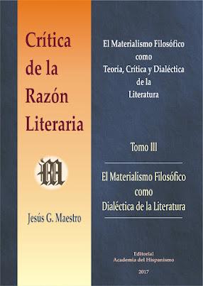 Crítica de la Razón Literaria, 3