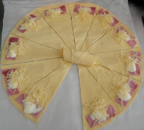 Maman cuisine mini croissants sal s for Maman cuisine x