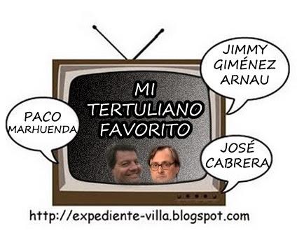 tertulianos televisión