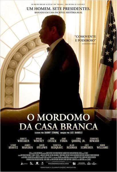 Assistir O Mordomo da Casa Branca - Dublado