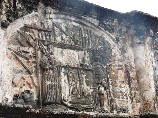 Porta de Santiago, Melaka, Malaysia