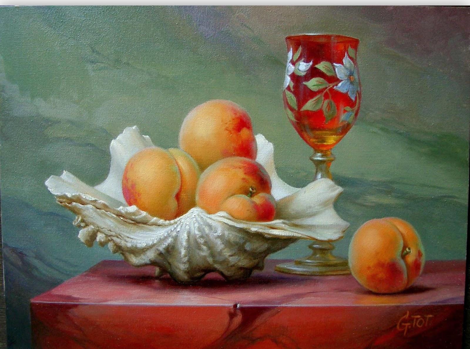 Pintura moderna y fotograf a art stica im genes de - Fotos de bodegones de frutas ...
