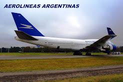 AEROLINEAS ARGENTINAS en EZEIZA