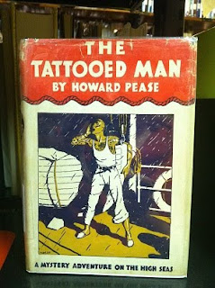 Cover of The Tattooed Man