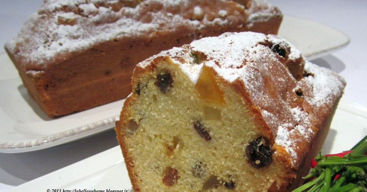 Cake Aux Fruits Sans Gluten Thermomix