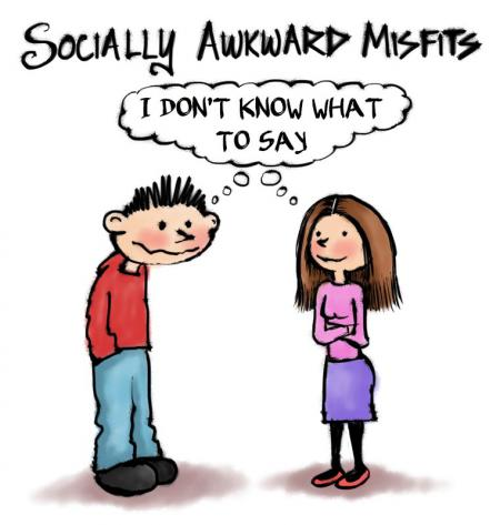 how to not be socially awkward