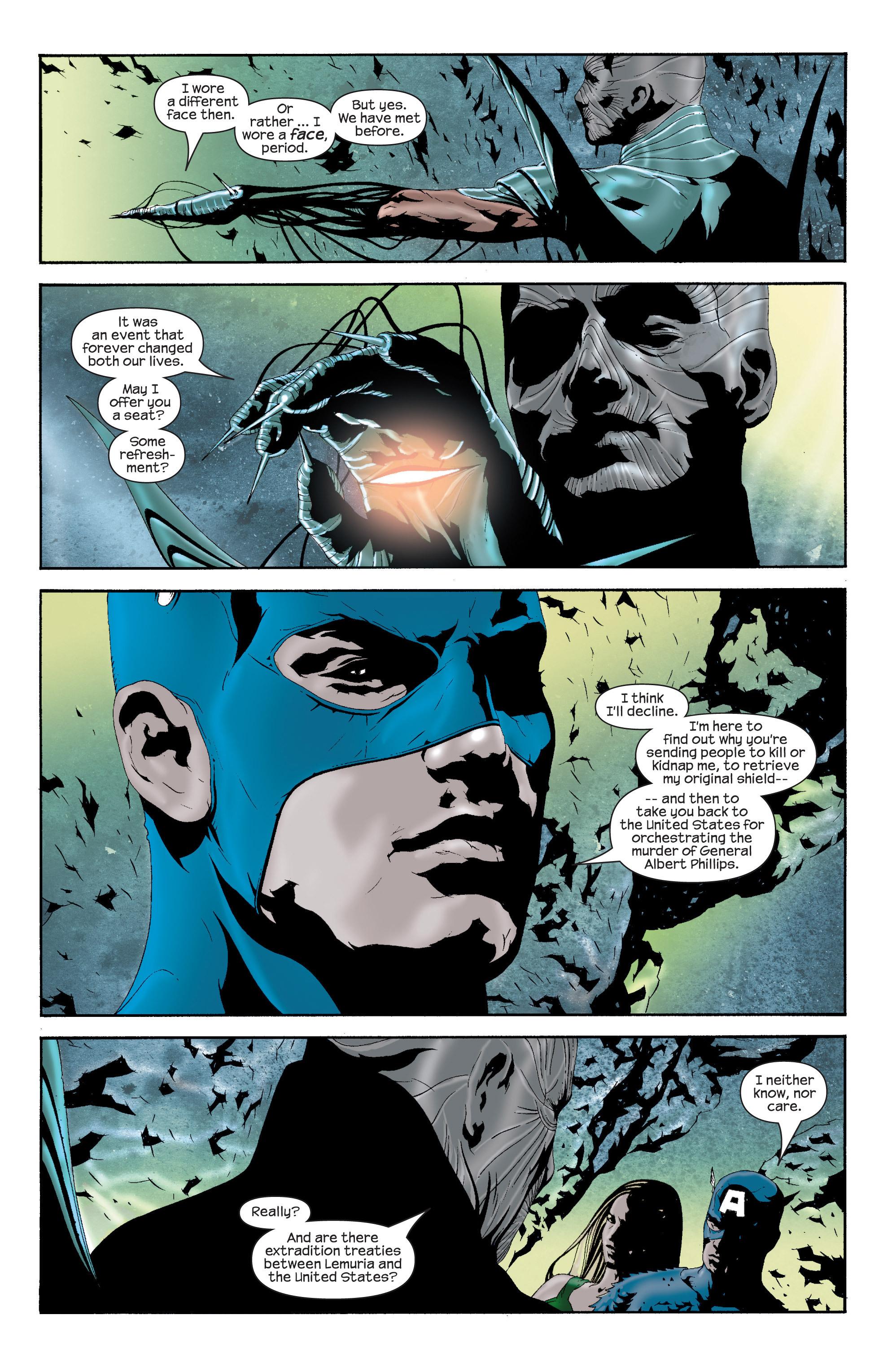 Captain America (2002) Issue #15 #16 - English 8