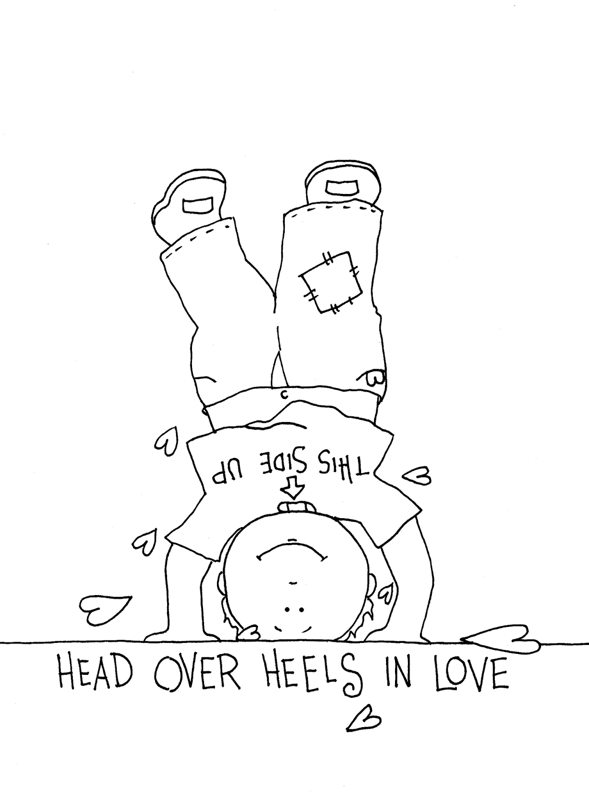 Head over heels online dating