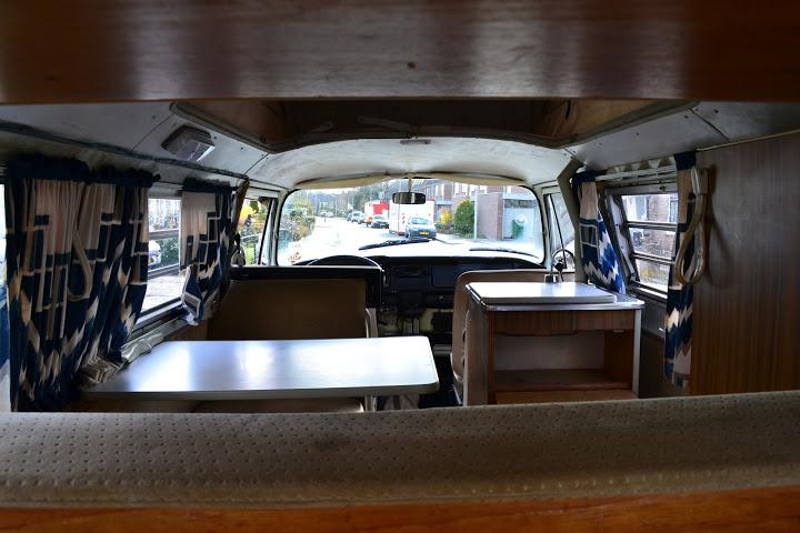 1973 VW Westfalia Automaat VW Bus
