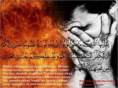 Allah Maha Menerima Tobat