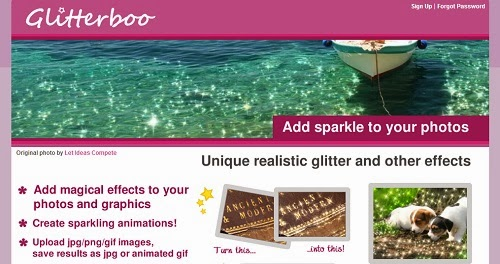 Creative Image Ideas: Glitterboo