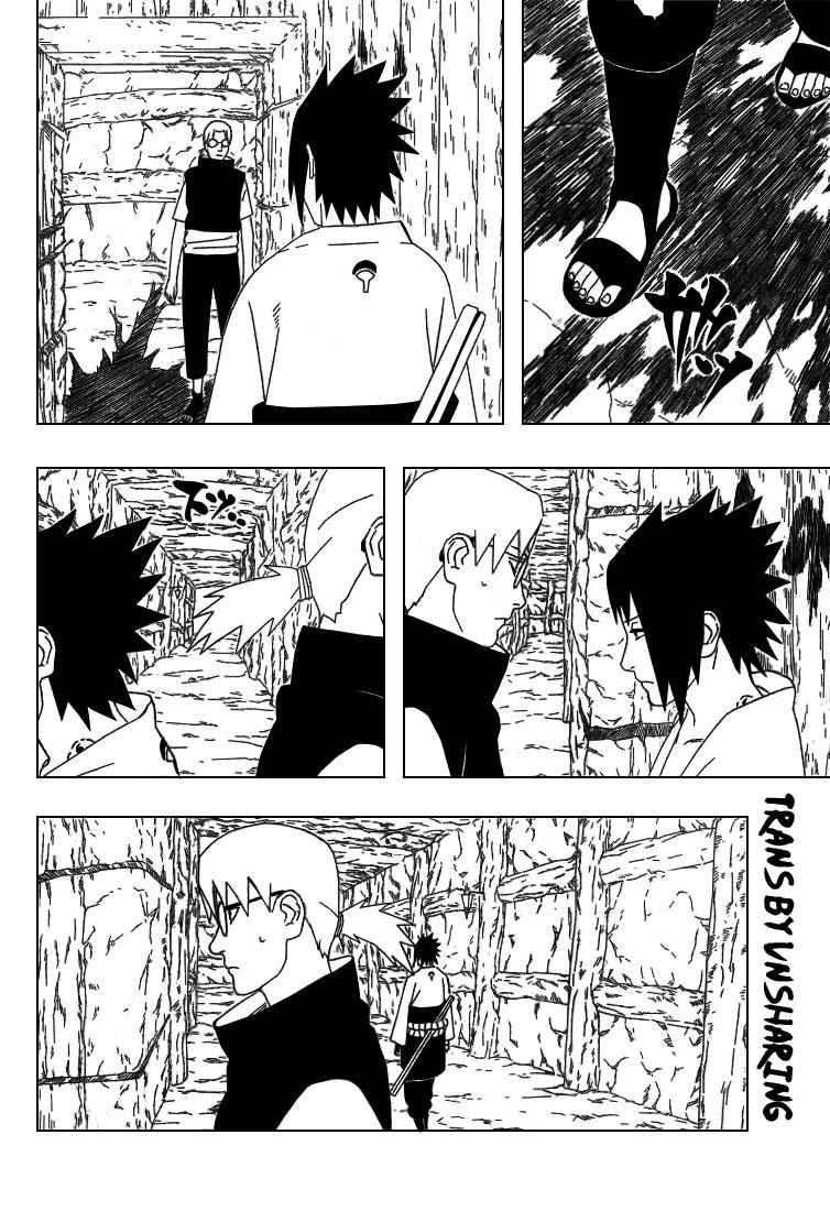 Naruto chap 345 Trang 17 - Mangak.info