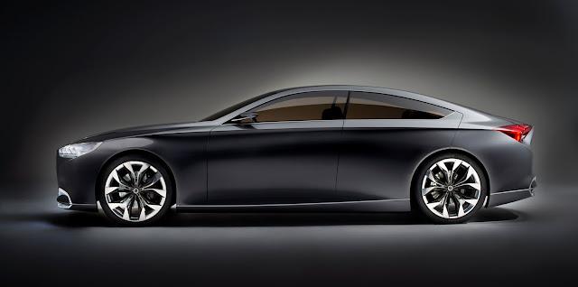 Hyundai HCD-14 Concept Car