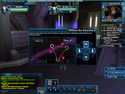 Star Trek Online - Dilithium Ore Extraction 1