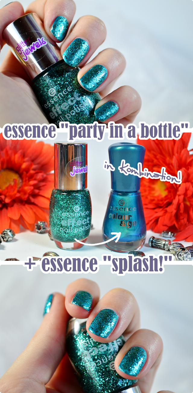 essence Neuheiten Frühjahr 2014 - essence effect nail polish PARTY IN A BOTTLE