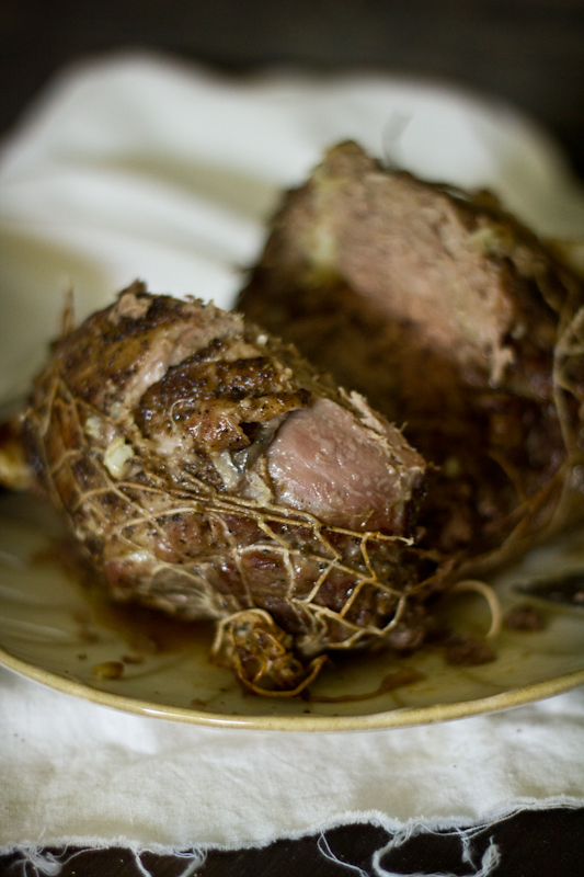how to cook a lamb leg roast in the oven