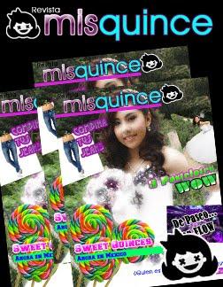 revista Mis Quince