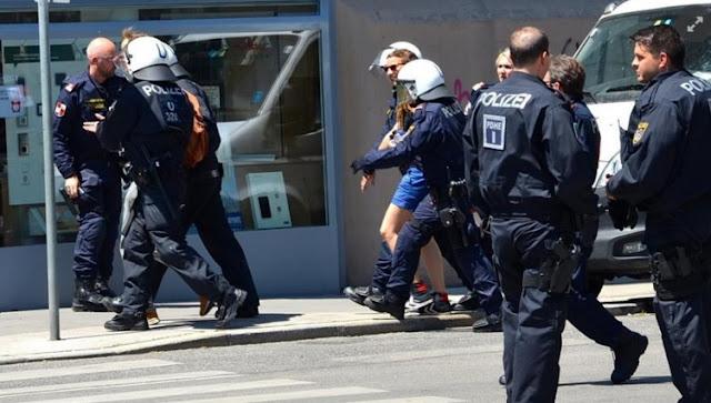Policia austriake zbulon valixhe me pjesë trupi njeriu