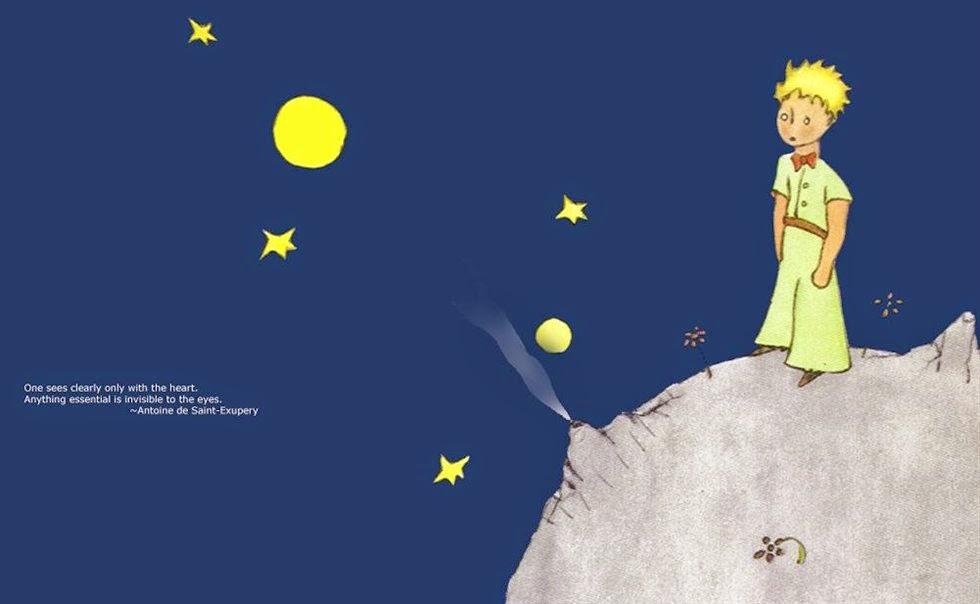 Ο μικρός πρίγκηπας....