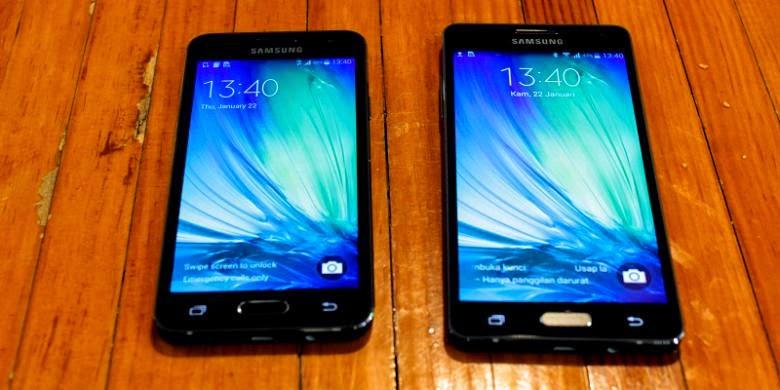 Gambar dan Spesifikasi Samsung Galaxy A3