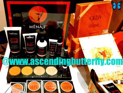 Menaji Skincare, CAMO Concealer, HDPV Anti-Shine Powder