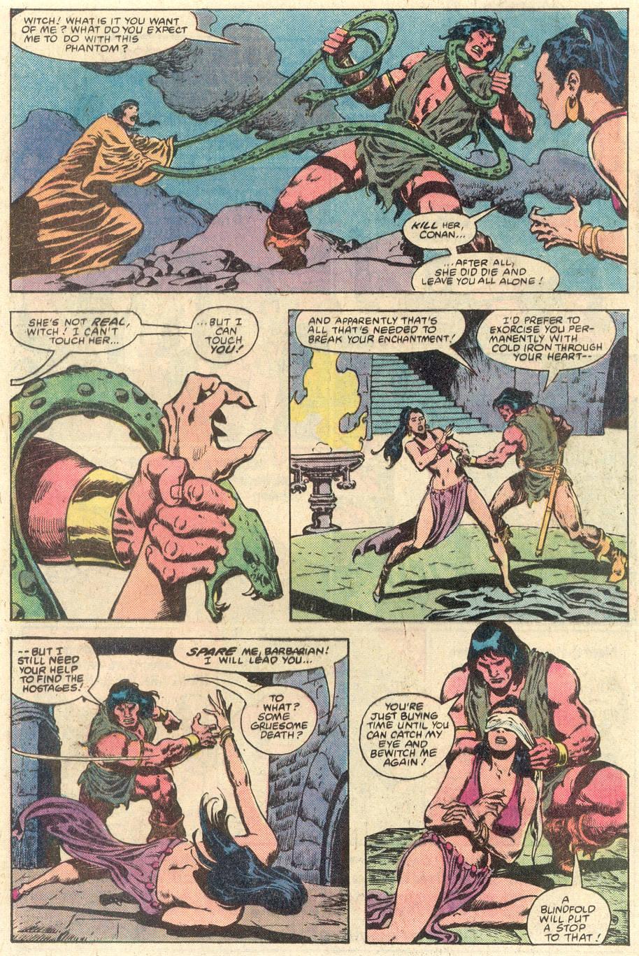 Conan the Barbarian (1970) Issue #117 #129 - English 11