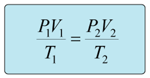 universal gas law equation